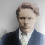 Þórbergur Lituð mynd 1